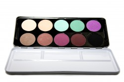 Палитра теней на 10 цветов EyeShadow Pallet